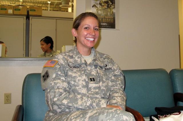 Capt Erin Thomas