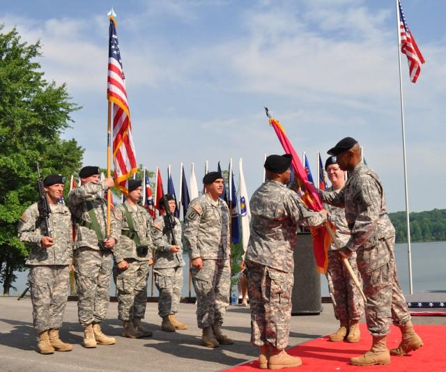 Col. Linwood Clark Becomes 15th CAAA Commander