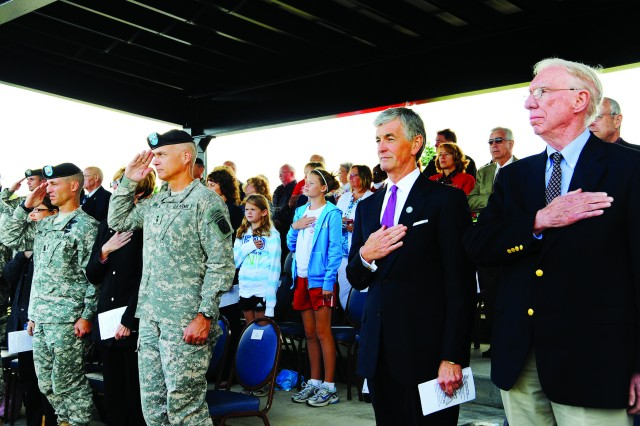 Fort Drum's Salute to Nation
