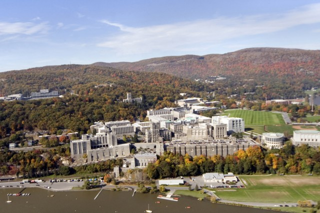 West Point Aerial View