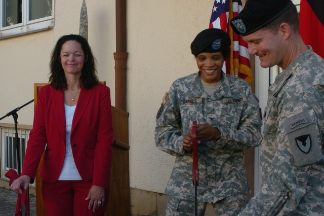 Grand-openings at 409th CSB equals improved service
