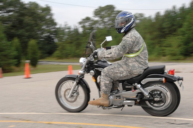 Fort Lee motorcycle safety
