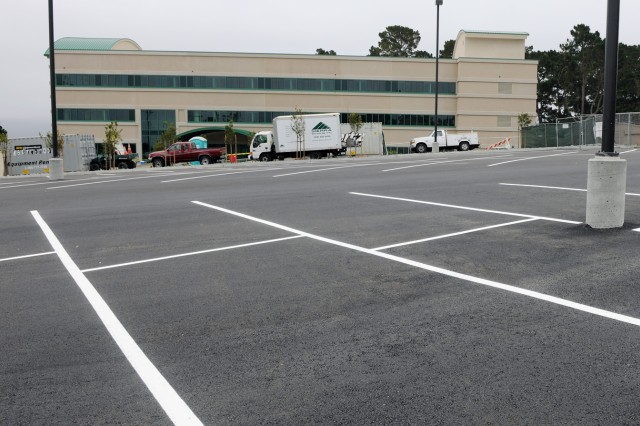 Presidio of Monterey to have more parking