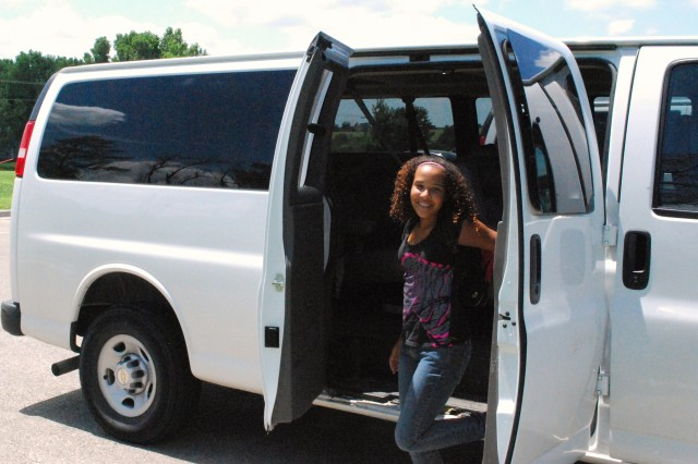 New taxi service provides rides to and from teen center