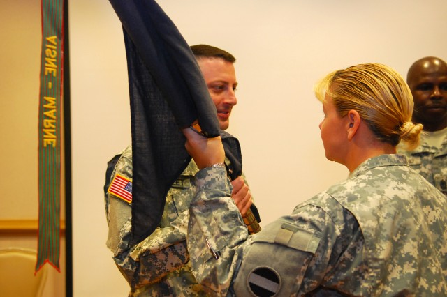 Army Ground Forces Band gets new commander