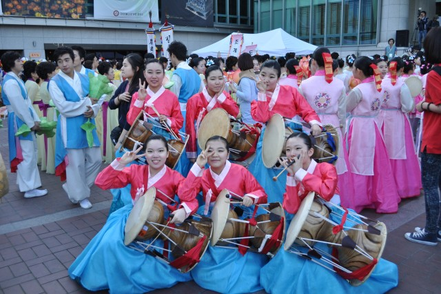 Lotus Lantern Festival events from 2007-2009