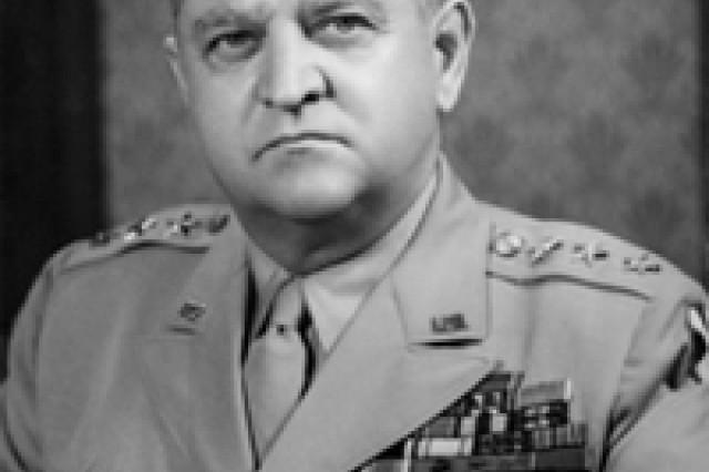 Then-Eighth U.S. Army Commanding General Lt. Gen. Walton Walker.