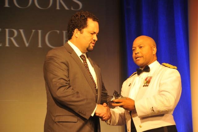 Dillard receives NAACP award