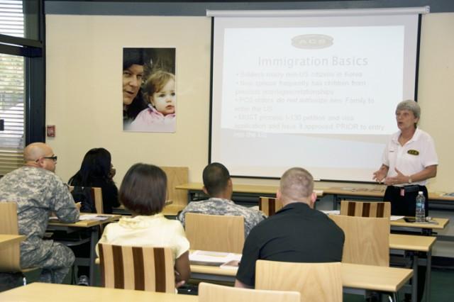 ACS explains international marriage, visa process
