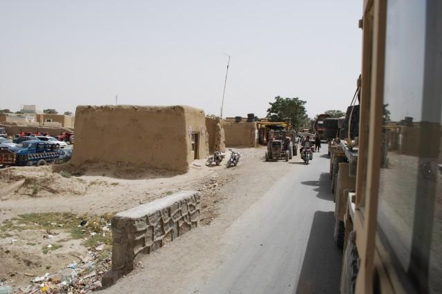 Iron Rakkasans conduct successful resupply despite insurgent attacks