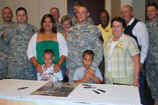 Geary County signs Army Community Covenant with Fort Riley