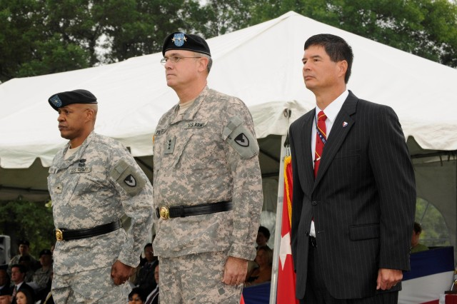 Joint Munitions Command Receives Interim Leader