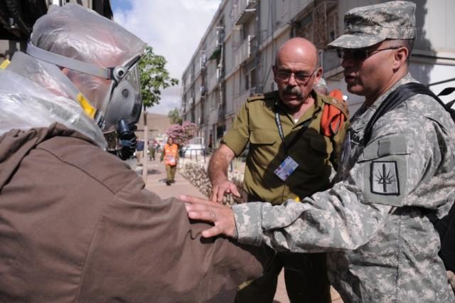 New York National Guardsmen Visit Israel