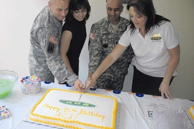ACS celebrates 45th birthday