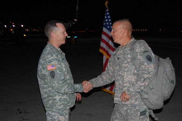 25th CAB commander returns from Iraq