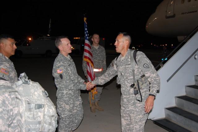 25th CAB CSM returns from Iraq