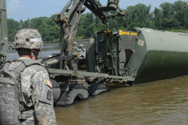 Double 'TEC,' at Operation River Assault