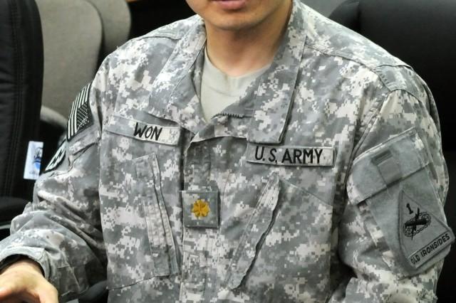 Maj. Victor Won