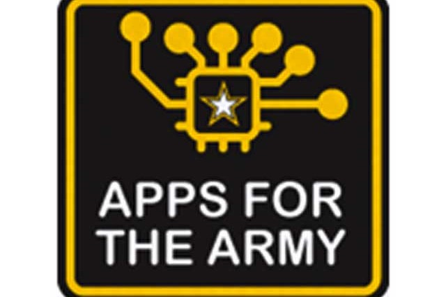 Apps for Army logo