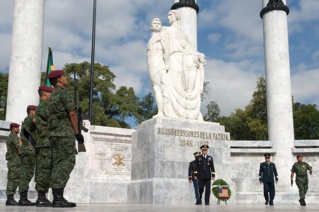 Ninos Heros Monument
