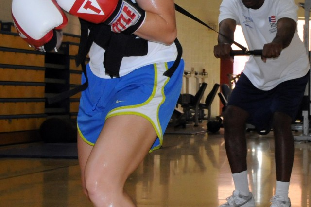 Fort Rucker boxer competes at national championship