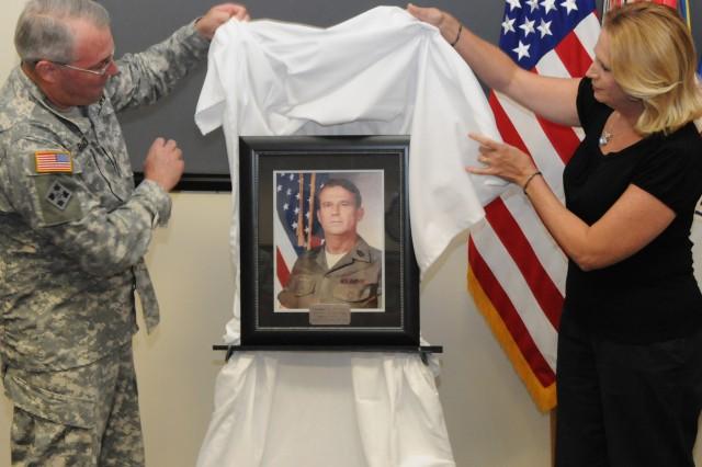 Fort Rucker officials honor fallen hero