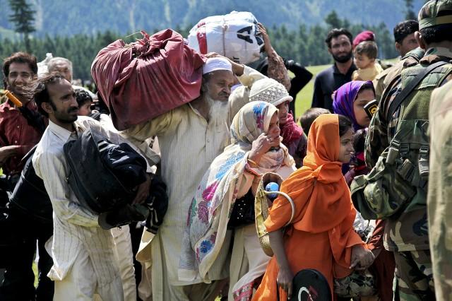 U.S. Aid to Pakistani Flood Victims Ramps Up