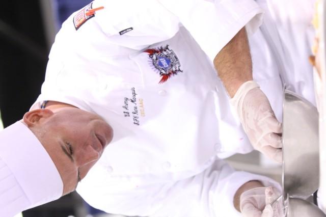 Army chef