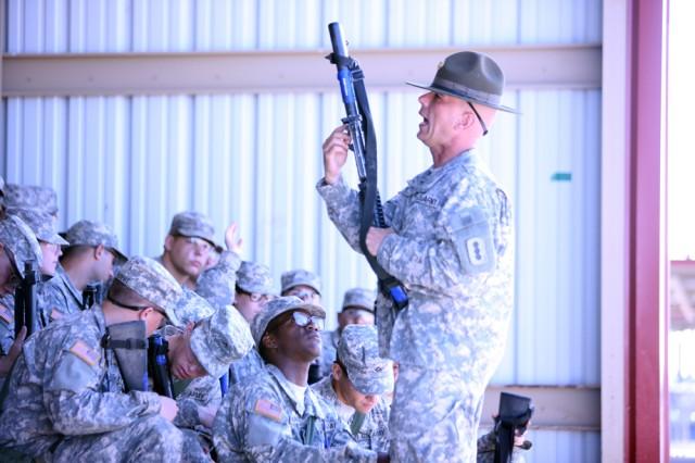 Army transforms recruit training