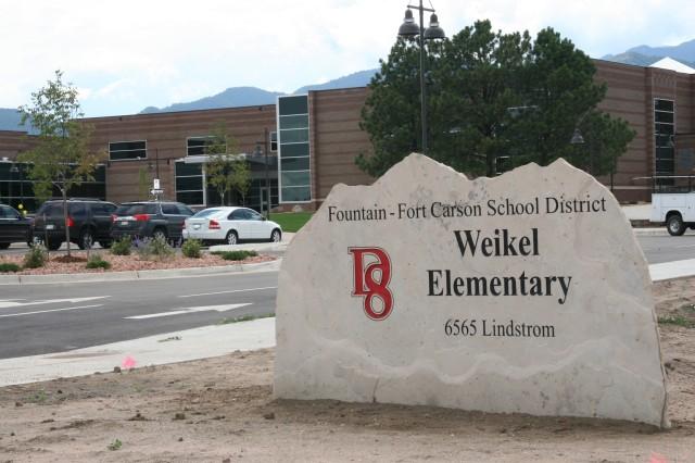 Carson school honors fallen warrior