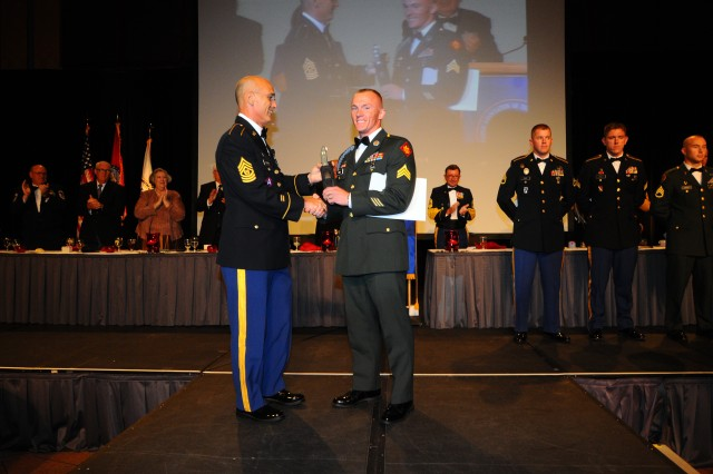 Army Guard names Soldier, NCO of the year