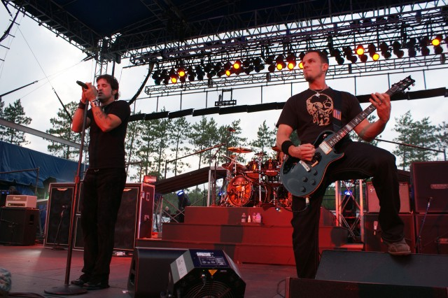 Army Concert Tour at Fort McCoy