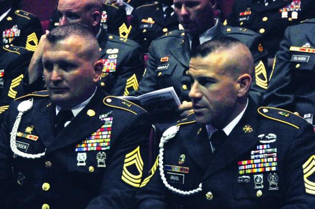 Sergeants Major Academy Welcomes Class 61