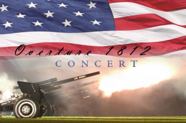 U.S. Army Band Overture 1812 Concert (FREE)