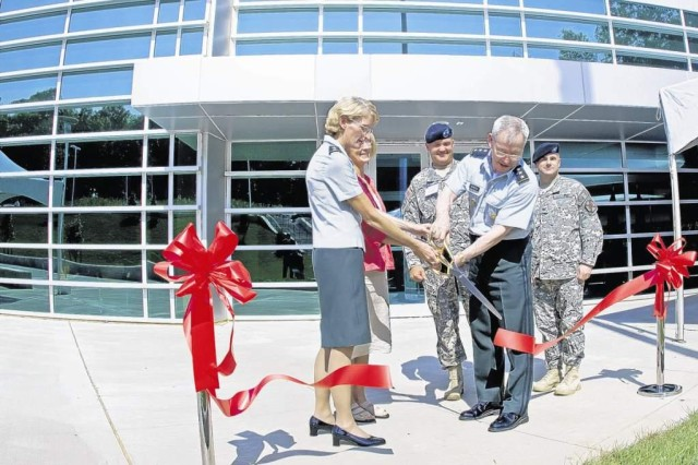 Defense Intelligence Agency opens new facility at Rivanna Station