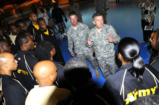 Armed Forces basketball tournament kicks off in nation's capital