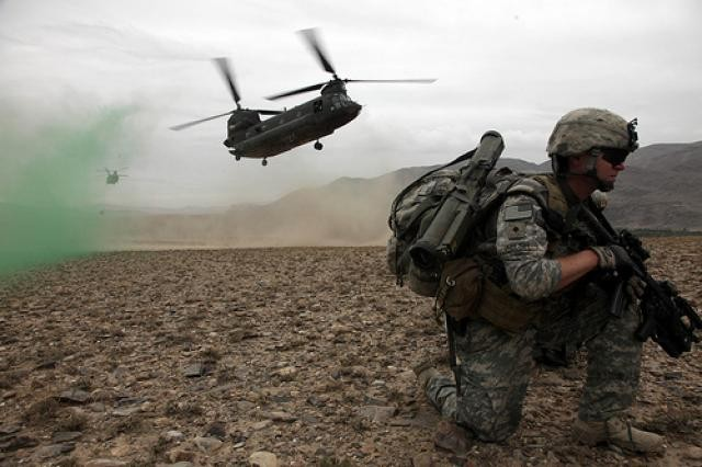 Army improving helicopter protections