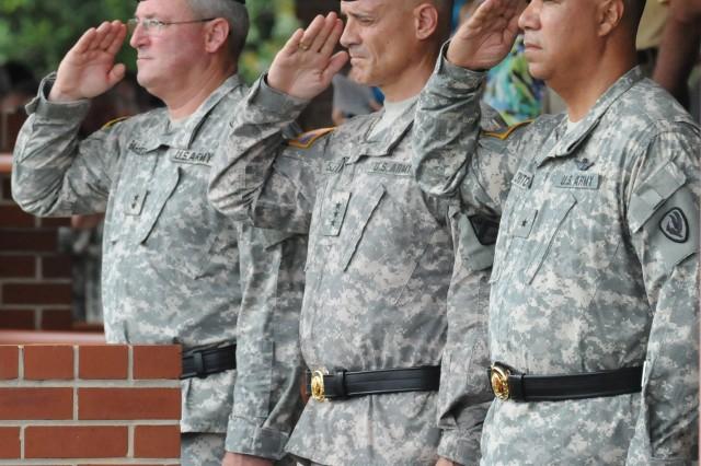 Crutchfield assumes command of USAACE, Fort Rucker