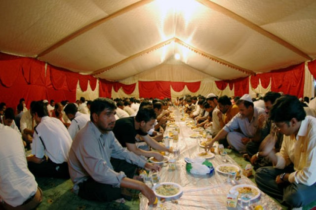 Ramadan holiday continues through month