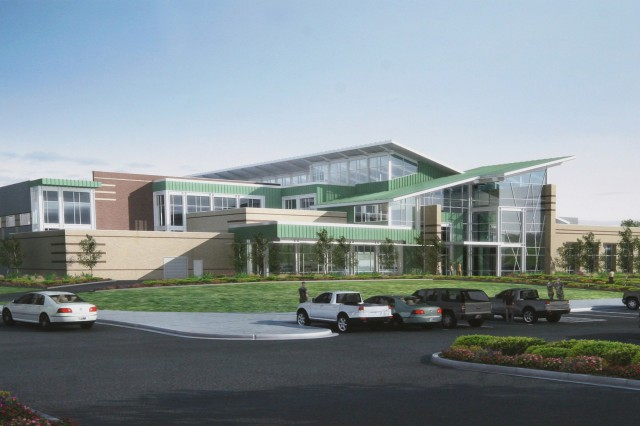 Fort Carson Breaks Ground On Fitness Center Article The United States Army