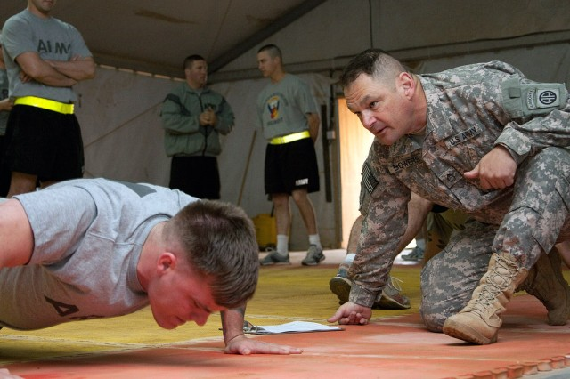 Retired military leaders worry recruit population is 'Too Fat to Fight'