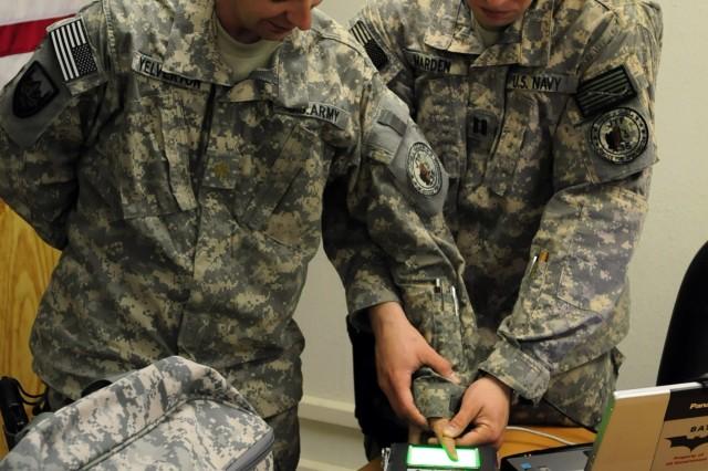 Biometrics: Giving Afghans an identity