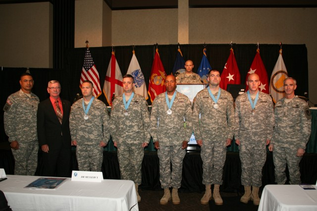 Sergeant Audie Murphy Club Inductees