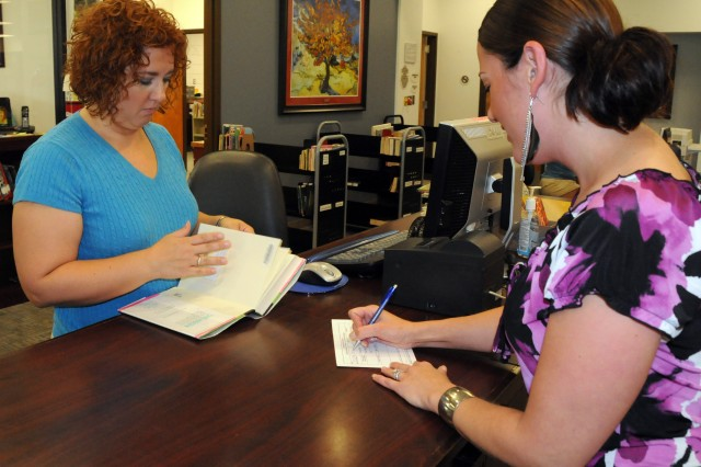 Fort Rucker's Center Library adds new features for online patrons