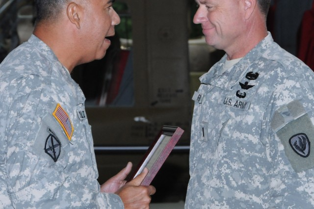 New chief warrant officer of the branch joins Fort Rucker team