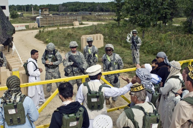 CSTX 2010 at Fort McCoy prepares Soldiers for deployments