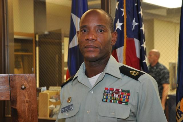 Sgt. 1st Class Alan Butler