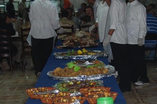 COB Basra hosts Iftar Celebration