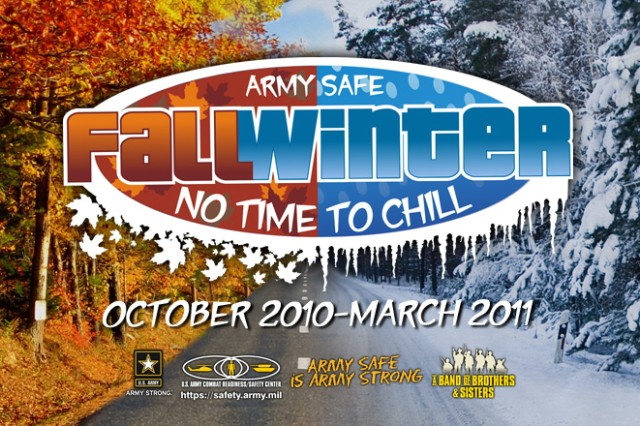 2010 Army Fall/Winter Safety Campaign