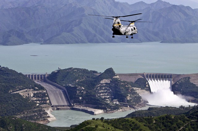 Soldiers, helicopters to deploy to Pakistan for flood relief
